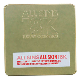 All Sins 18k - ALL SKIN EYE RECUE 21 DAYS INTENSIVE TREATMENT LOTE 2 pz