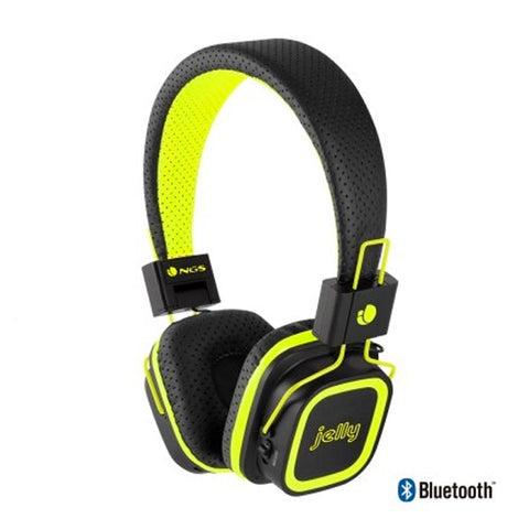 Bluetooth headset med mikrofon NGS YELLOWARTICAJE SD