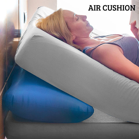 Air Cushion Oppustelig Udjævningspude til Madrasser
