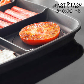 Fast & Easy Cooker 5 i 1 Non-Stick Pande