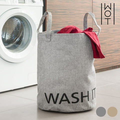 Vasketøjspose Washit Wagon Trend