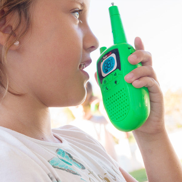 Adventure Walkie-Talkies til Børn