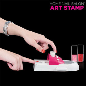 Art Stamp Neglestempel
