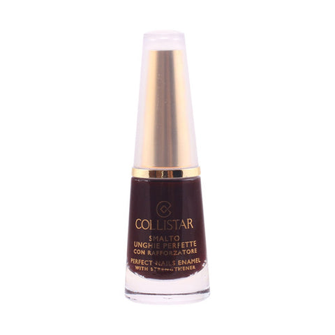 Collistar - PERFECT NAILS enamel 21-black red 10 ml