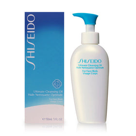 Shiseido - AFTER SUN ultimate cleansing oil 150 ml