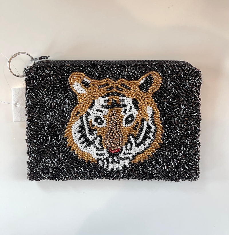 Moyna 'Tigers Coin Purse'