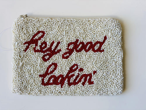 Moyna 'Hey Good Lookin Coin 'Purse