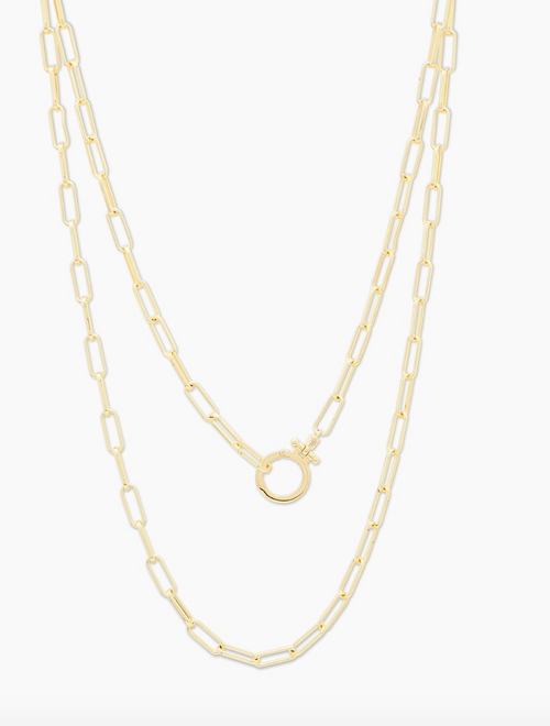 Gorjana 'Parker Wrap' Necklace