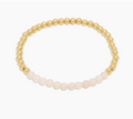 Gorjana 'Power Gemstone Aura Bracelet'- Love