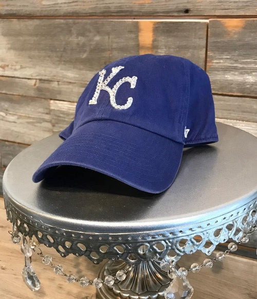 'Sports Teams Hats' Blue/White