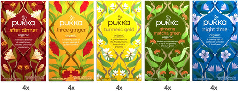 Pukka herbs Day to night collection