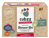 "CUBZZ ecologische SHAMPOO-BAR ""Easy Hang"" 165g"