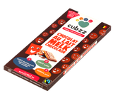 CUBZZ MELK Chocolade (Fairtrade & STOP kinderarbeid) 90g
