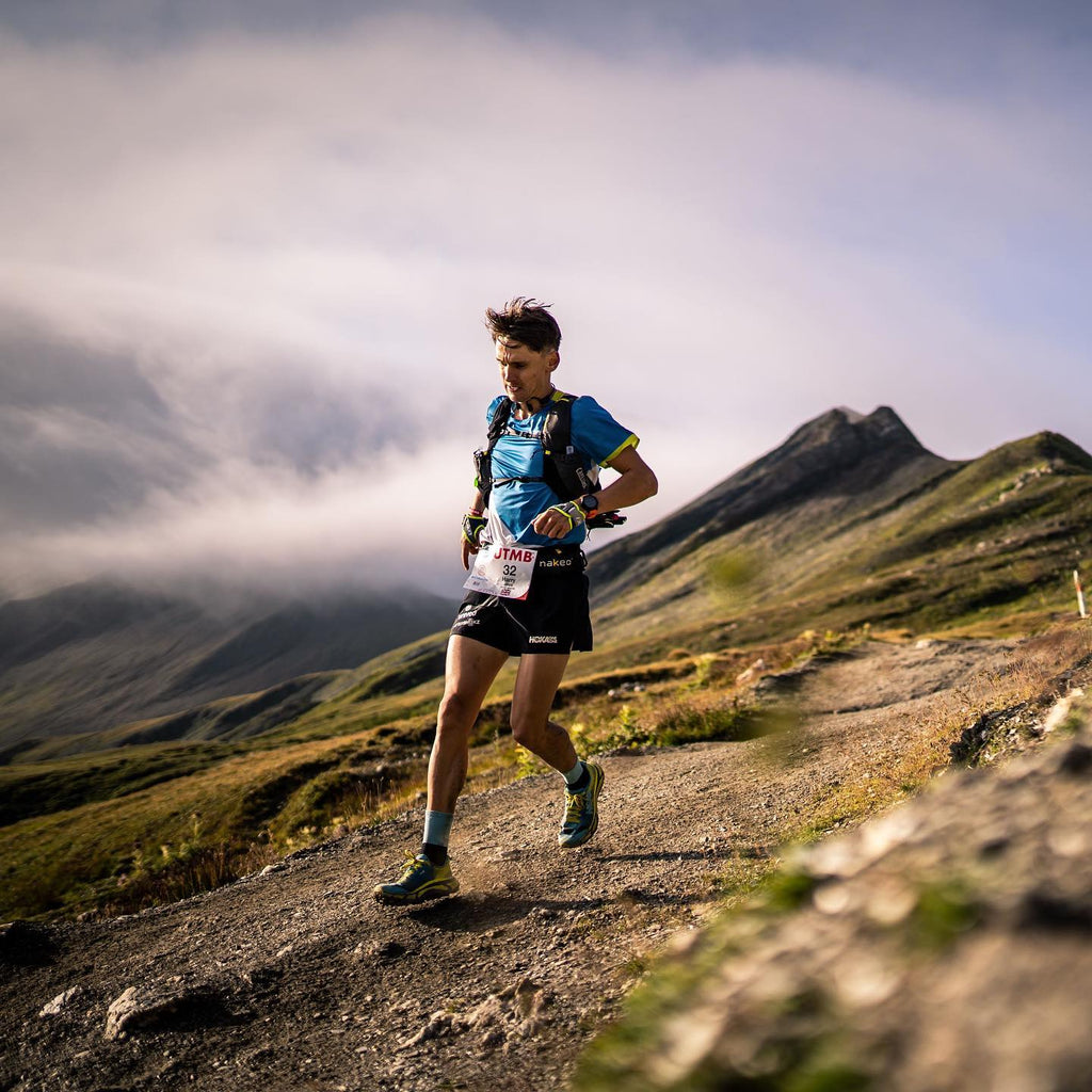 Pulse Oximeters and the High-altitude Ultrarunner