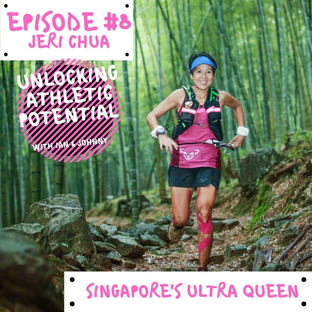 Unlocking Athletic Potential: Singapore's Ultra Queen
