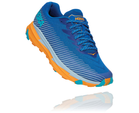 Hoka One One Torrent 2 - Turkish Sea/Saffron - Men's