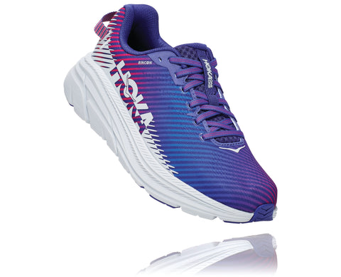 Hoka One One Rincon 2- Clematis Blue/Arctic Ice - Women's