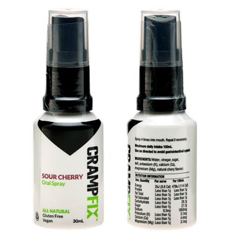 CrampFix Mouth Spray - Sour Cherry Flavour