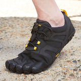 VFF V-Trail 2.0 Men - Black/Yellow