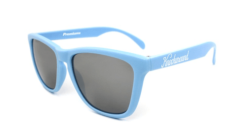 Knockaround Premiums - Carolina Blue / Smoke (Polarised)