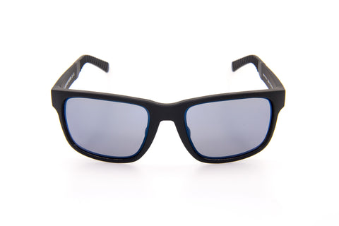 Alpinamente 3264m - Matt Black/Blue Lens