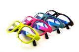 SALE - Alpinamente 2841m Photochromic - Pink/Air Blue Lens