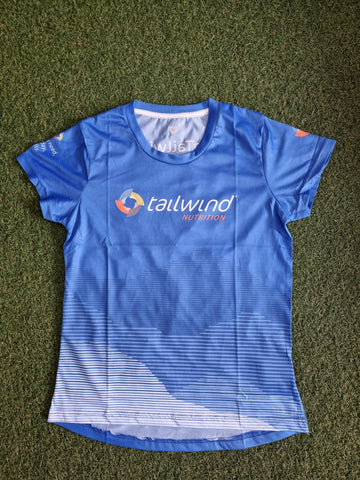 Tailwind Tech Tee 2021 - Blue - Women