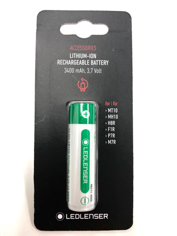 LedLenser Rechargeable Lithium-Ion Battery for MH10/H8R