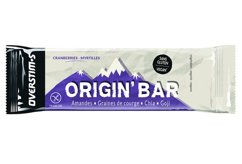 Overstim.s Origin' Sweet Bar - Cranberry & Blueberry