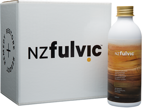 NZ Fulvic Six Pack