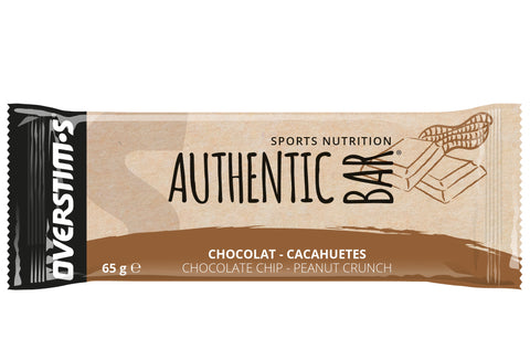 Overstim.s Authentic Bar - Chocolate Peanut
