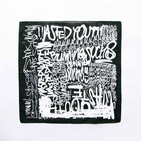 Answer 4 'Running Sucks' Bandanna (Pre-Order Only)