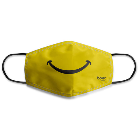 BOCO Gear Face Mask - Happy (Kids)