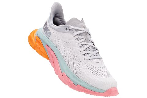 Hoka One One Clifton Edge - Nimbus Cloud/Lunar Rock - Women's