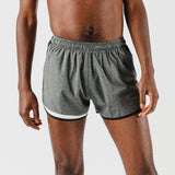 "rabbit Thigh Time 3"" - Men's - CHARCOAL"