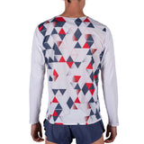 rabbit Runtee LS - Men's - Olympic White