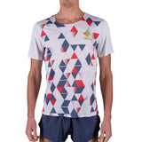 rabbit RunTee SS - Men's - Olympic White