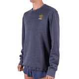 rabbit PR Crew - Eclipse Heather - Men's