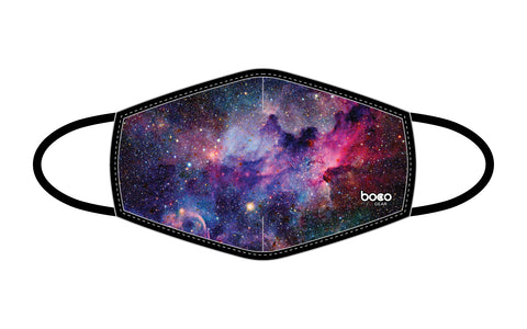 BOCO Gear Face Mask - Galaxy (Adult)