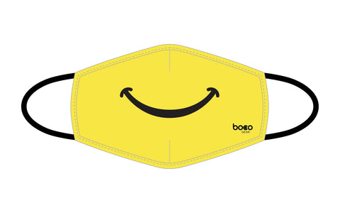 BOCO Gear Face Mask - Happy (Adult)