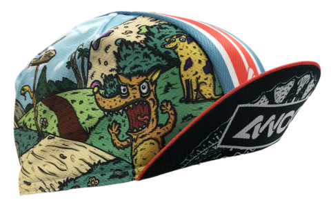 AWOO Wear HK Wild One Velo Cap