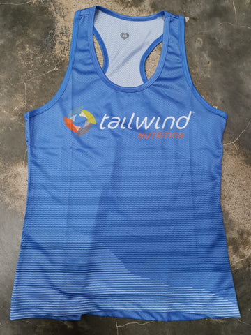 Tailwind Tech Vest - Blue Mountains - Women (TROPIC)