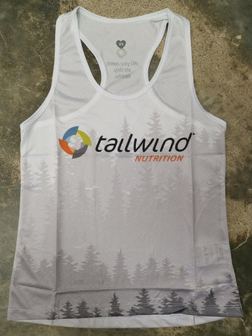 Tailwind Tech Vest - White Forest - Women (TROPIC)