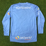 Tailwind Tech Long-Sleeved Tee - Blue Mountains - Men (ULTRA)