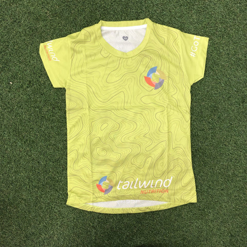 Tailwind Tech Tee 2021 - Green - Women