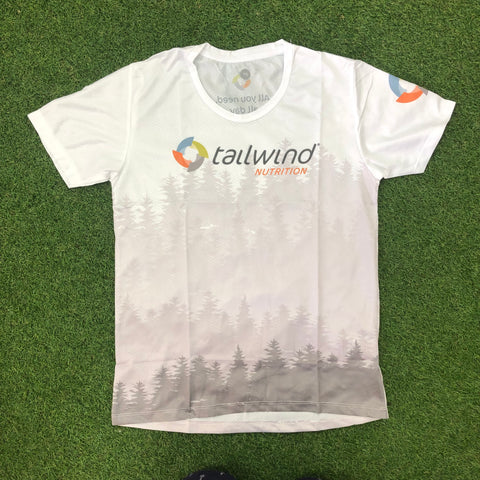 Tailwind Tech Tee - White Forest - Men (TROPIC)