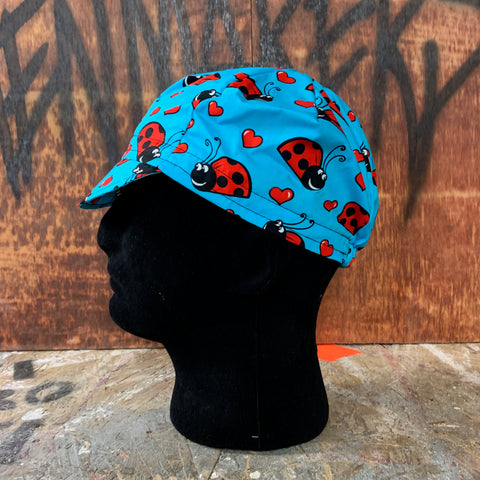 Men Makers Cap - Ladybug