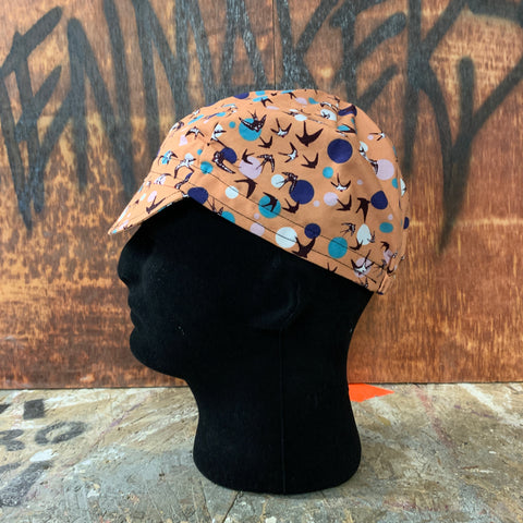 Men Makers Cap - Peach Swift