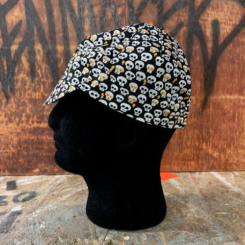 Men Makers Cap - Full Skulls