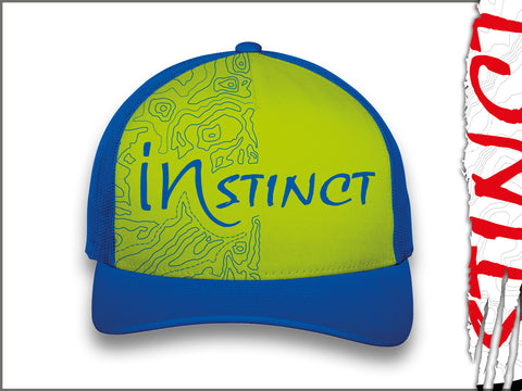 Instinct Trucker - Blue